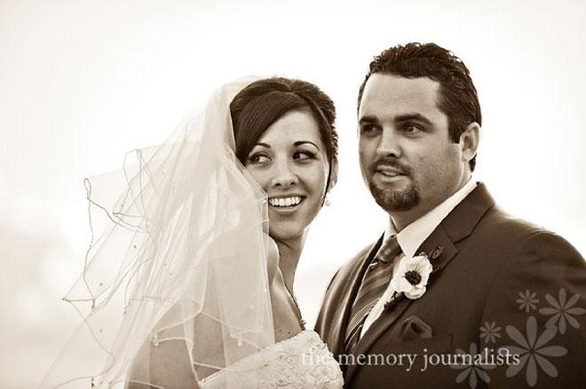 The Memory Journalists | Capitola Wedding