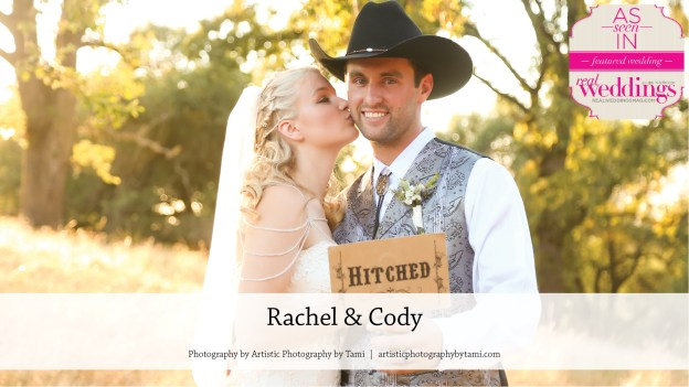 El Dorado Wedding: Rachel & Cody {From the Winter/Spring 2018 Issue of Real Weddings Magazine}