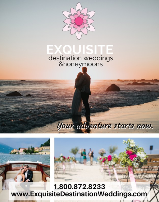 Destination Weddings | Honeymoons | Travel | Sacramento Weddings