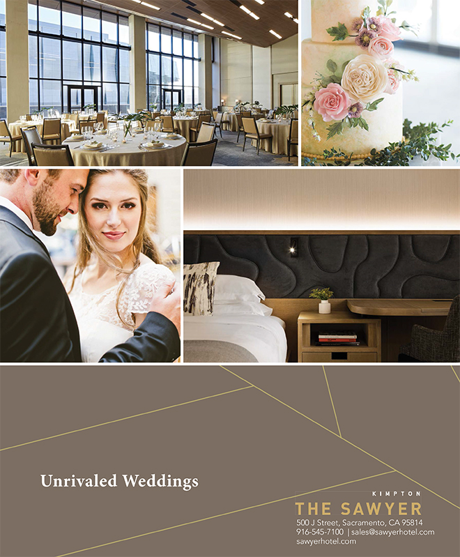 Kimpton Sawyer Hotel | Sacramento Wedding Venue | Downtown Sacramento Weddings | Best Sacramento Wedding Venue