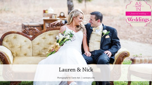 Leaning Tree Lodge | Carrie Ayn | Featured Real Wedding | Lauren & Nick | Placerville Wedding Vendors |