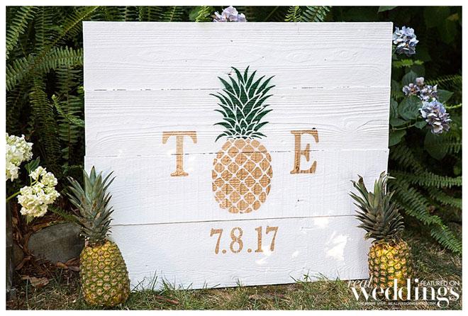Sacramento Wedding   Erin & Tom   Hawaiian Wedding   Factory 404 Company   Featured Real Wedding   Holy Spirit Parish Sac