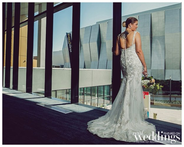 Sacramento Real Weddings Magazine Modern Love Photo Shoot. Shot by Dee & Kris Photography on location at Kimpton Sawyer Hotel featuring real bride Samantha Raggio.