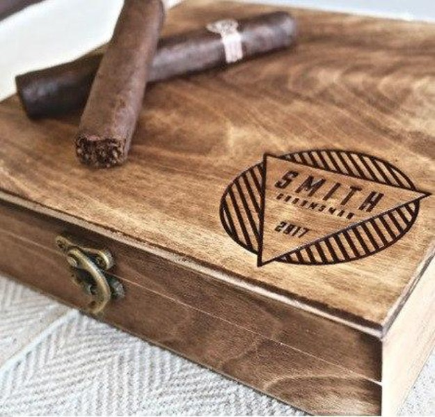5 Great Groomsmen Gift Ideas | Groovygroomsmengifts.com | Personalized Cigar Kits | Wedding Registry | Wedding Party Gift Ideas | Bridal Party Gifts | Gifts with Meaning