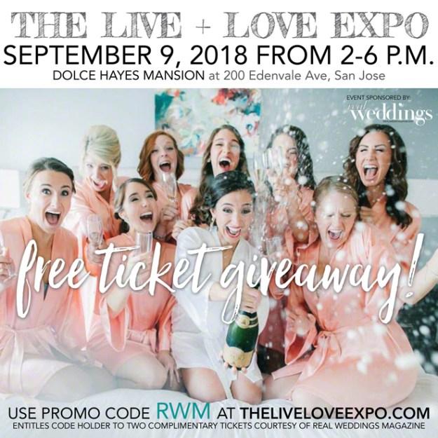 Sacramento Wedding Show | Northern California Wedding Show | Bay Area Bridal Event