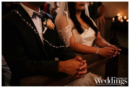 Liliana and Ryan's weddinf was photographed by Danielle Alysse Photography.