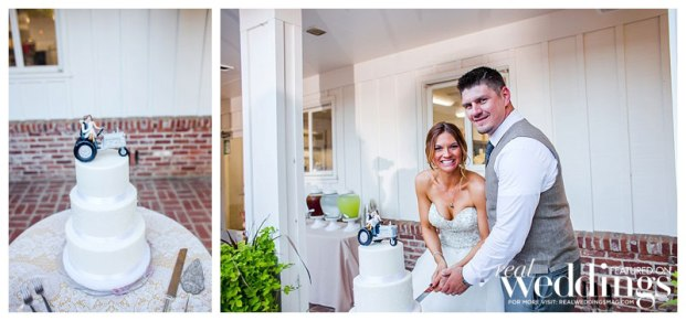 Angelee Arceo Photography photographed Cassidy & Ian's wedding with bridal hair and makeup done by All Dolled Up Hair and Makeup Artistry.