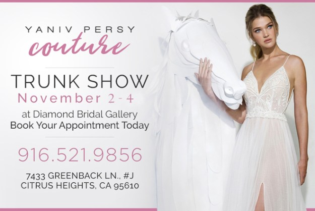 Diamond Bridal Gallery | Sacramento Wedding Gowns | Trunk Show
