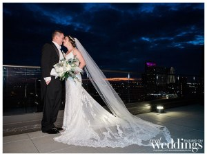 Haley & Miles's wedding photographed by Jennifer Clapp Fine Art Photography.