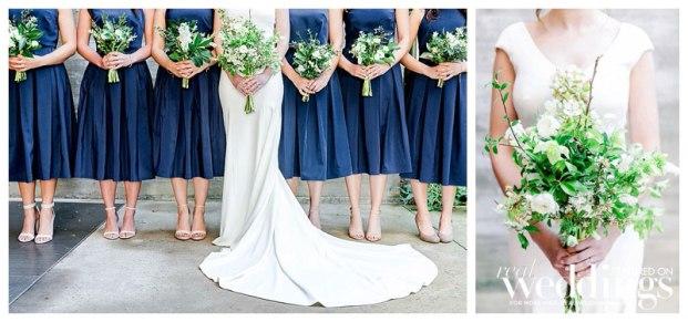 Nicole & Adam's wedding with photography by Liz Bassey Photography + Design.