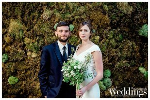 Nicole & Adam's wedding with photography by Liz Bassey Photography + Design.