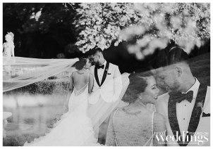 Christine & Glenn's wedding was photographed by Passion Studio.