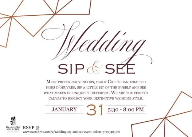 Sacramento Bridal Show, Northern California Wedding Show, Bridal Open House, Wedding Open House, Granite Bay Golf Course Wedding Venue