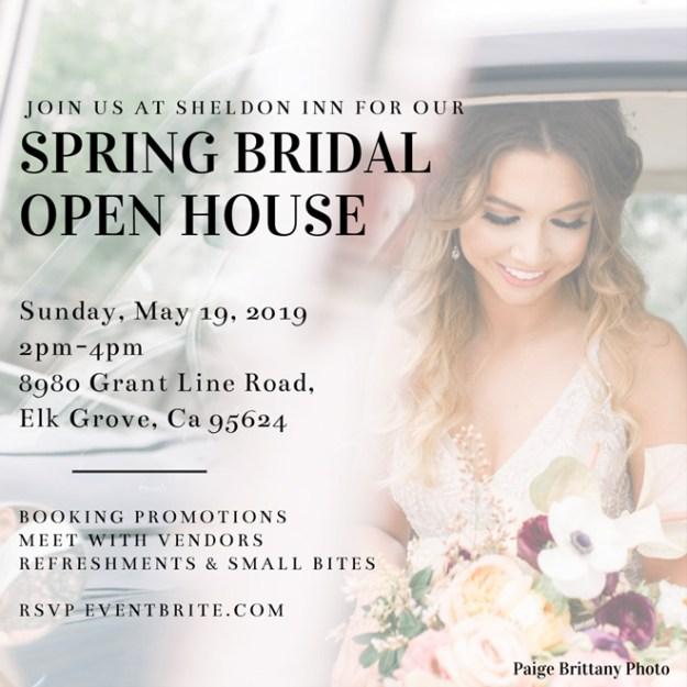 Sacramento Bridal Show | Northern California Wedding Show | Bridal Venue Open House