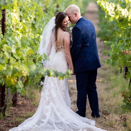 Cielo Estate - Sacramento Wedding Vineyard Winery Venue Real Weddings Magazine