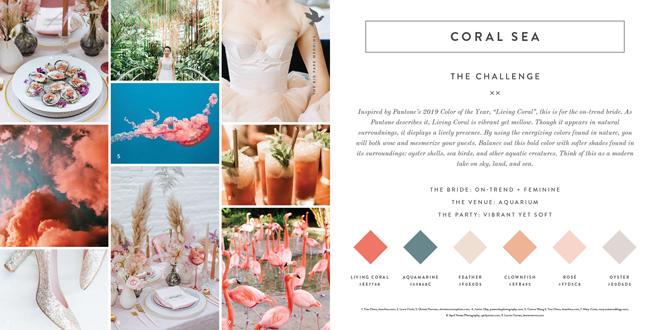 Big Fat Fake Wedding | The Not Wedding | Kimpton Sawyer Hotel | Sacramento Weddings | Coral Sea