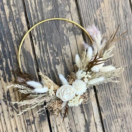 Curious Floral-Luxury-Faux-Wood-Flowers-Sacramento Wedding Bridal Bouquet Floral Designer-Real Weddings Magazine