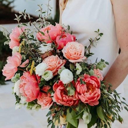Hillside Blooms Floristry-Sacramento Wedding Bridal Flowers