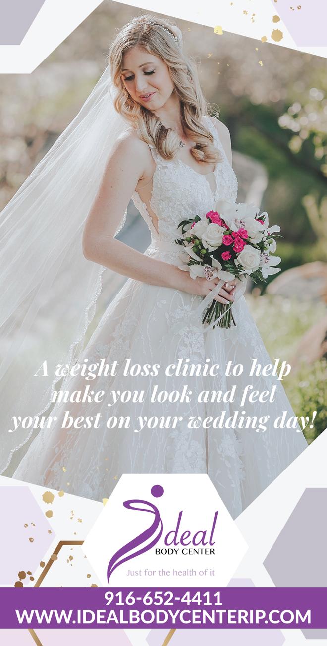 Loomis Wedding | Loomis Wellness | Wedding Beauty | Ideal Body Center