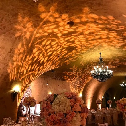 Showbiz Event Lighting-Sacramento-Wedding-Bistro-Market-Lights-Ambient-Dramatic-REal Weddings Magazine