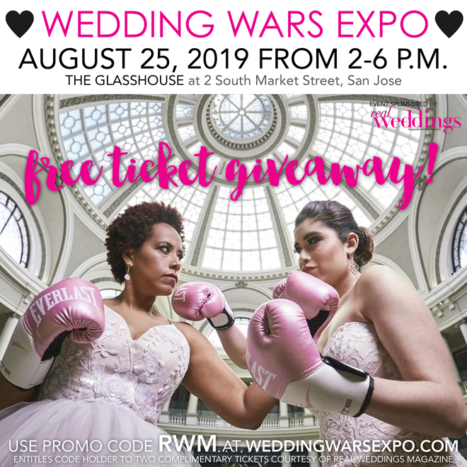 Bay Area Bridal Show | Wedding Wars Expo | San Francisco Wedding Expo | Best Northern California Wedding Show | Northern California Bridal Show