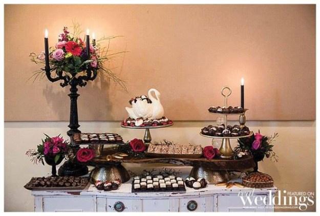 Sacramento Wedding Favors | Chocolates | Gelato Stations | Capital Confections