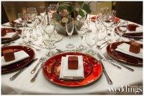 Elegant Red Wedding   Winter Wedding   Lodi Sacramento   Chuck Roberts Photography