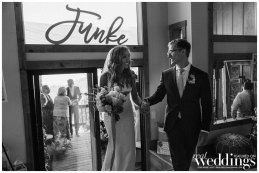 Heather & Joe | Intimate Tahoe Wedding | Airbnb Wedding |Pink & Gold Wedding | Kathryn White Photography