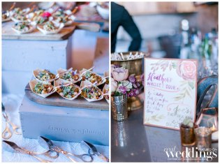 Intimate Tahoe Wedding | Airbnb Wedding |Pink & Gold Wedding | Kathryn White Photography
