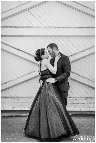 Sarah & Oren | Dark Moody Wedding | Black Wedding Dress | Vallejo Wedding | Darci Terry Photography