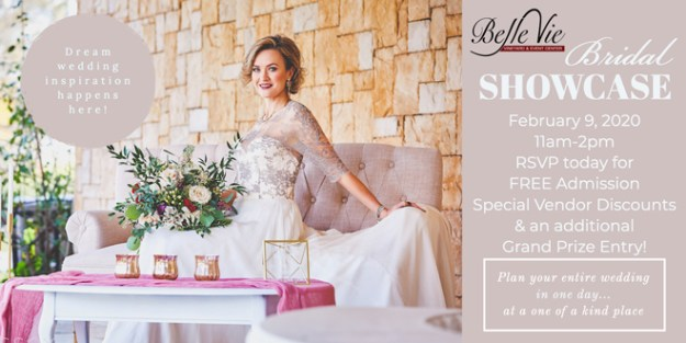 Sacramento Wedding Venue Bridal Open House | Belle Vie Vineyeard