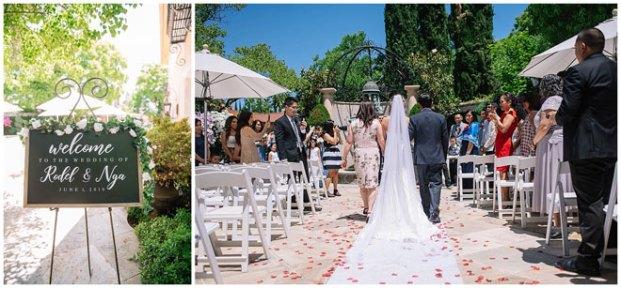 Asian Sacramento Wedding at Arden Hills | Two Twenty Photos