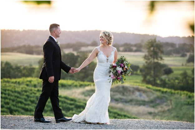 Amador Winery Wedding - Helwig