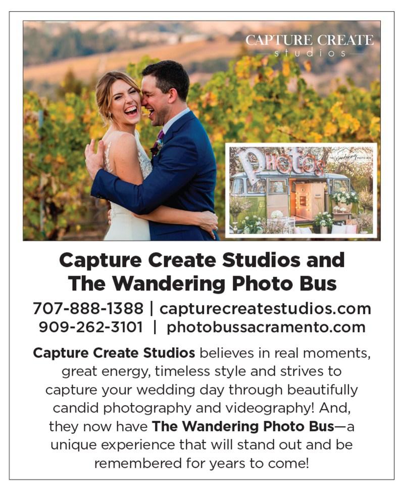 Capture Create Studios Sacramento Tahoe Wedding Photography