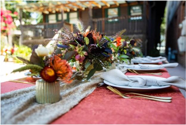 Sacramento Micro Wedding Styled Shoot Inspiration - Strelitizia - Antiquite Maison Privee