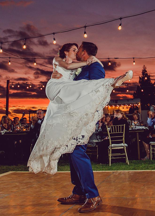 Lara and Preston Auburn Wedding Bee and Kris Photography