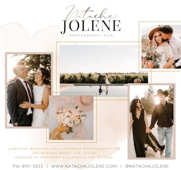 Sacramento Tahoe Elopement Wedding Photographer Videographer