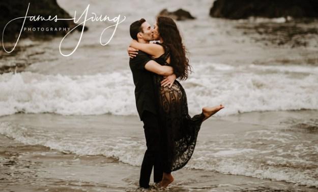 Sacramento Tahoe Wedding Elopement Adventure Photographer Photography - Epic Moody Romantic Photos