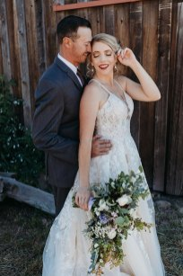 Liz Koston Highlands Ranch Resort Tan Weddings and Events Mountain Wedding Kylee Jared