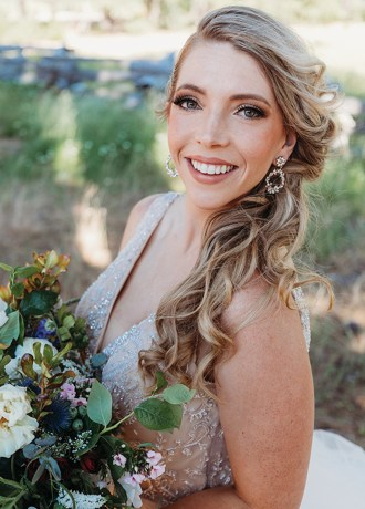 Real Weddings Magazine Special Offer Discount Personify Bridal Hair Makeup Artist | Best Sacramento Tahoe Northern California Vendors
