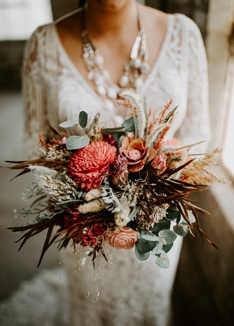 Real Weddings Magazine Contest Giveaway Curious Floral Luxury Faux Wood Flowers Folsom | Best Sacramento Tahoe Northern California Vendors