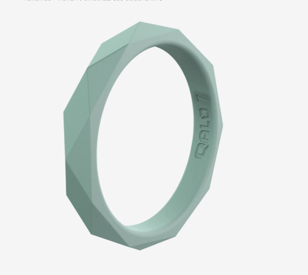 QALO Silicone Rings Real Weddings Magazine Product Review