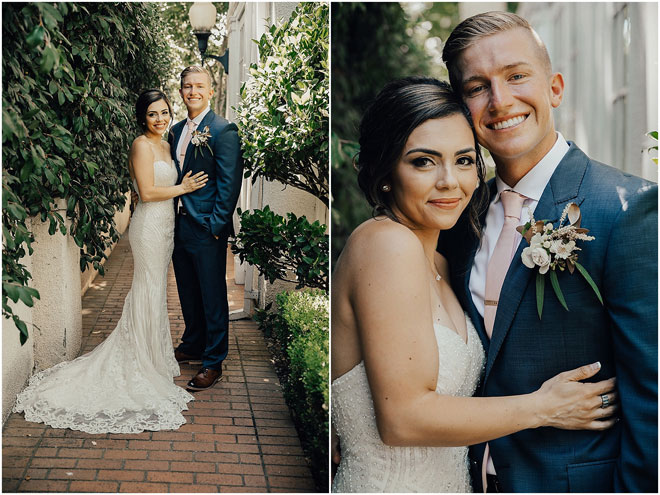 Rustic and Traditional Vizcaya Sacramento Wedding by Brittney Vaughan Photography Veronica and Lake