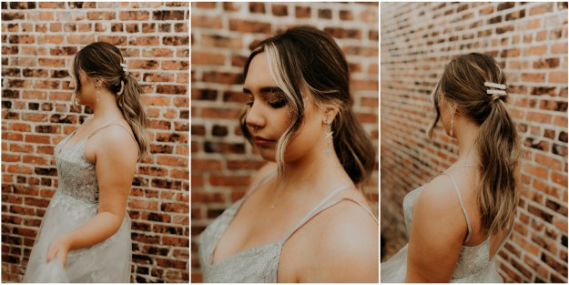 Sacramento New Year's Eve-Inspired Bridal Bridesmaids Sparkly Styled Shoot | Wedding Photography Videography | Glamour