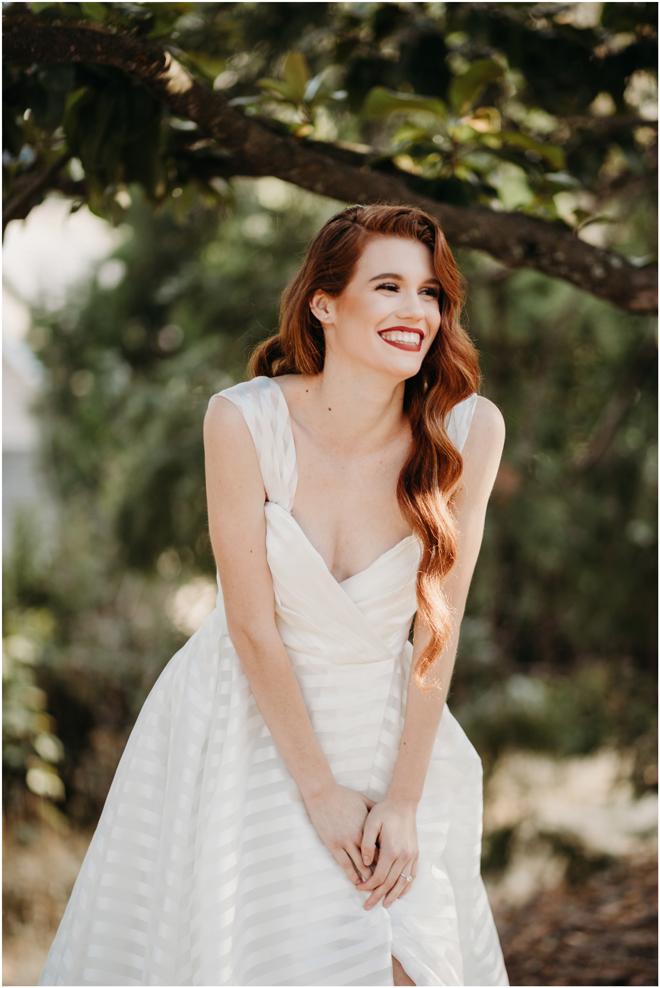 Bridal Hair & Makeup | Winter Wedding Inspiration Styled Shoot | Elopement | Micro-Wedding | Sacramento Auburn Intimate Event Venue Park Victorian