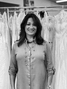 De La Rosa's Bridal Liz Eisen Folsom Bridal Attire