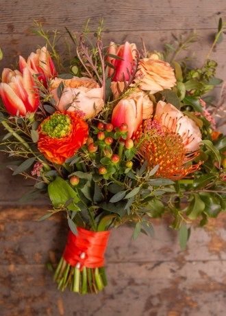 Amour Florist & Bridal-Bridal Bouquet-SF19-2