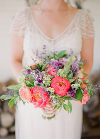 Placerville Flowers On Main-Bridal Bouquet-F20-1