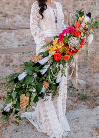 Wild Flowers Design Group-Bridal Bouquet-SF19-6