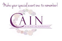Cain Event Planning